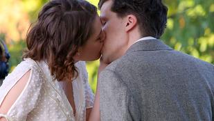 Kristen Stewart megcsókolta Jesse Eisenberget