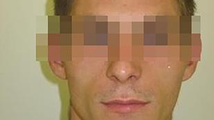 Facebookon üzengetett szerelmének a szökött rab