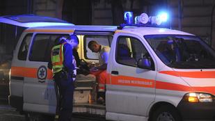 Meghalt egy utas a szegedi vonaton