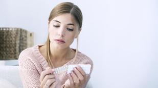 24 órával ezelőtt miatta kezdtem el szedni a fogamzásgátlót