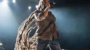 Valószínűleg Bob Marley fiáé a legdurvább rasztahaj a világon