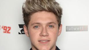 Vízzel locsolták le Niall Horant, Twitteren dühöng a rajongótábor