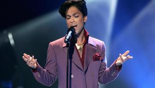 Prince úgy posztolja a képet, mintha nem lenne holnap