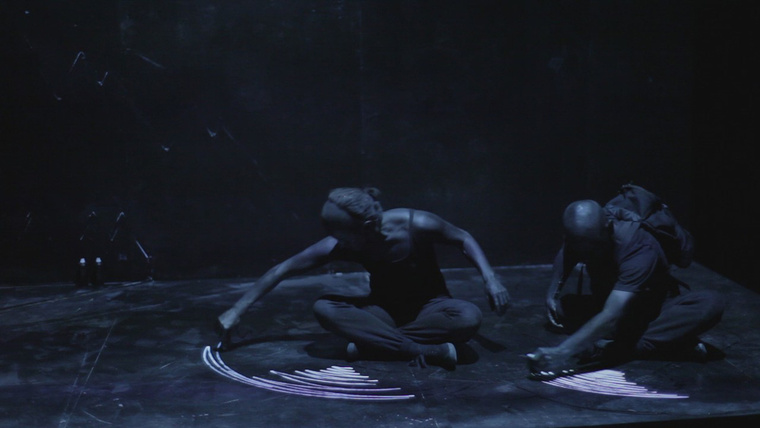 Black Project 1 - Antony Hamilton (forrás: Trafó)