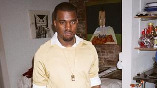 Ráismer a 10 évvel ezelőtti Kanye Westre?
