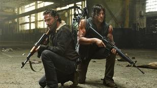 SPOILER: Az internet népét sokkolta a Walking Dead új epizódja