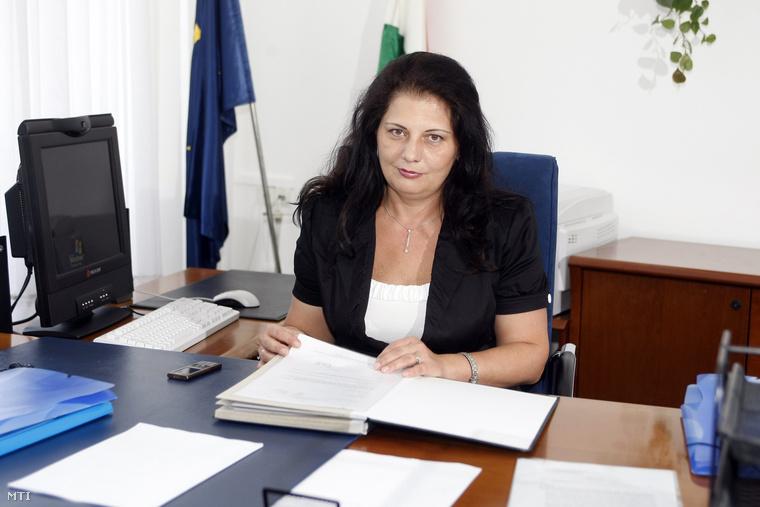 Vida Ildikó, az adóhatóság egykori elnöke