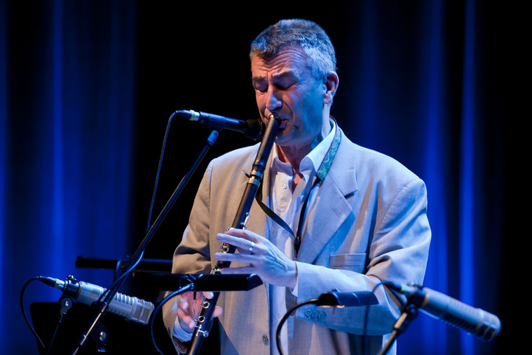Dresch Mihály (forrás: Müpa)