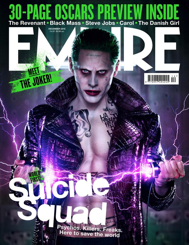 Joker-newsstand