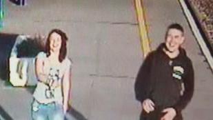 Keresi az angol rendőrség a vonatállomáson szexelő tiniket