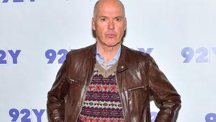 Michael Keaton egészen rettenetesen néz ki