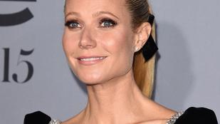 Gwyneth Paltrow lehet hogy nem eszik, de inni tud