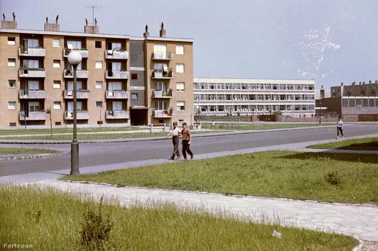 Csepel, Csillagtelep 1968.