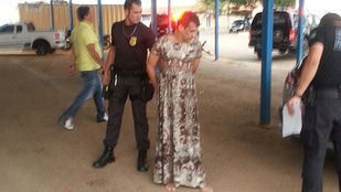 Ez a drogkereskedő idős néninek maszkírozva próbált megszökni a börtönből