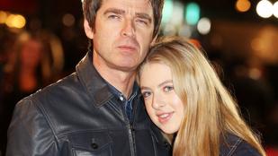 Ön se látta még Noel Gallagher lányát?