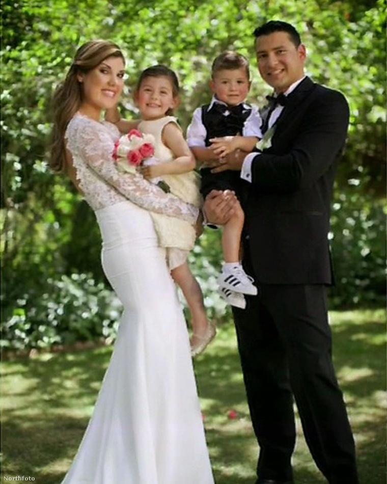 Candace visszavette a menyasszonyi ruhát – most meg lehet végre tartani az esküvői fotózást