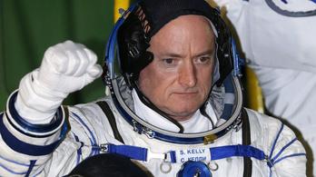Scott Kelly immunrendszere turbófokozatra kapcsolt az űrben