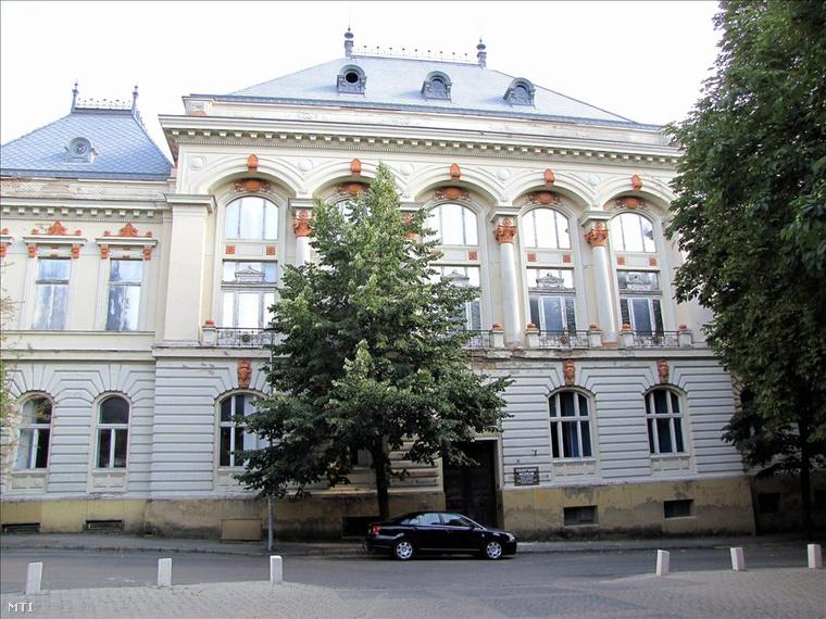 A Csontváry Múzeum Pécsett