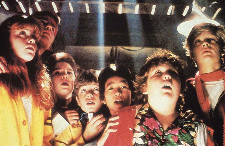 Felismeri Josh Brolint és A Gyűrűk Ura Samuját, Sean Astint? - Goonies (1985)