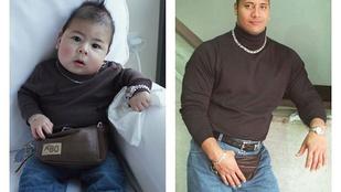 Oké, az 1996-os The Rocknak öltöztetett csecsemő megnyerte a Halloweent