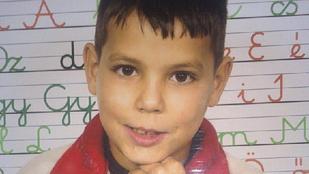 Meglett az elveszett kilencéves kisfiú Szabolcsban
