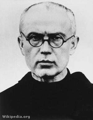 Fr.Maximilian Kolbe 1939