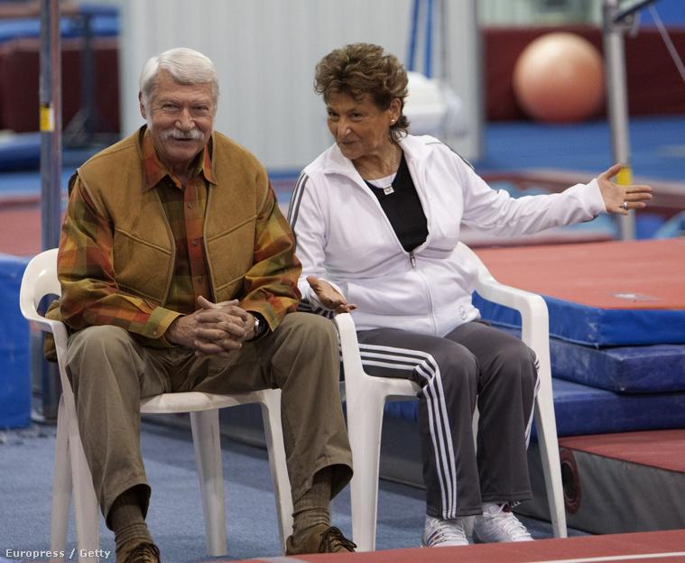 Károlyi Béla és Márta