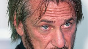 Ha szereti Sean Pennt, akkor ez most fájni fog