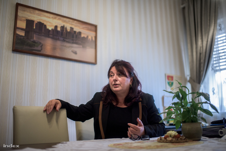 Zsoldos Márta Piroska, ügyvezető polgármester