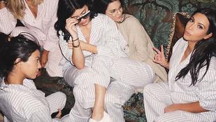 Döbbenet, Kim Kardashian papucsra cserélte a magassarkút
