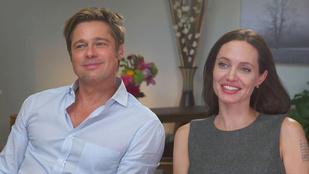 Brad Pittéknek jó a házassága, ezért tudtak egy rosszról közös filmet forgatni