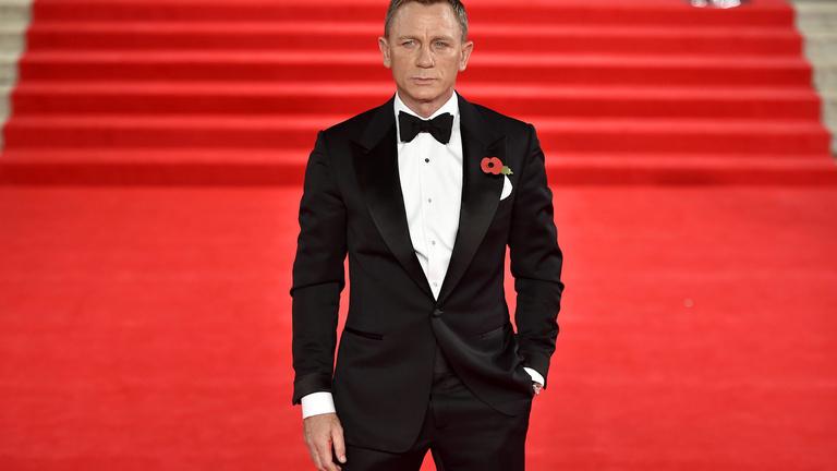 Daniel Craig vagyok, nagypofájú