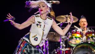 Gwen Stefani összejött a kollégájával