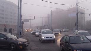Rossz a levegő Budapesten