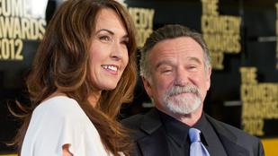 Agysorvadása elől menekült a halálba Robin Williams