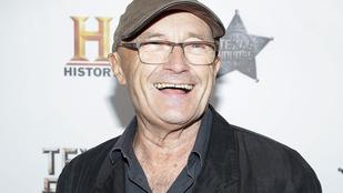 Phil Collinst meg kell állítani!