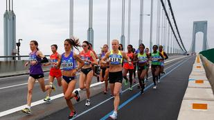 Semmi szükség menő és drága futócuccokra, hogy maratont fusson