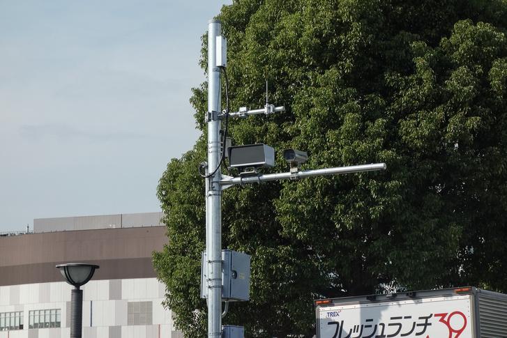 Kamera az autóknak, kamera a gyalogosoknak