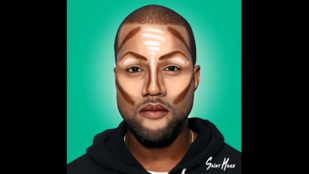 Kanye West sokkal szebb Kim Kardashian lehetne, mint Kim Kardashian