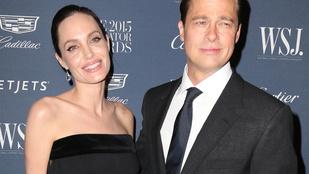 Angelina Jolie lesújtó pillantásokkal instruálta Brad Pittet