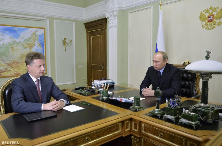 Putyin az orosz közlekedési miniszterrel egyeztet a tragédia után