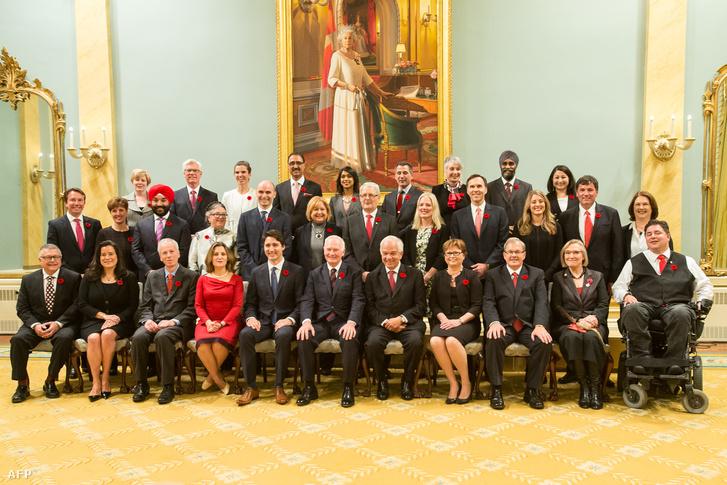 A kanadai kormány