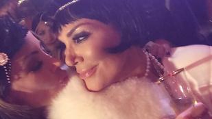 A Kardashian-mama 60 éves lett, dobott is magának egy 2 millió dolláros bulit