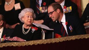 Látta már ennyire vicces kedvében Erzsébet királynőt?