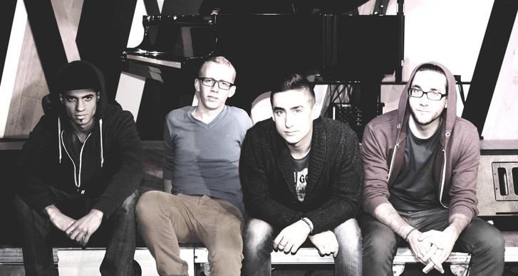 Balogh Tamás Quartet (forrás: La femme)