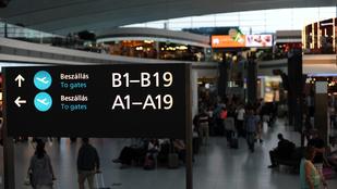Nagy késésekre számíthat a Liszt Ferenc repülőtéren