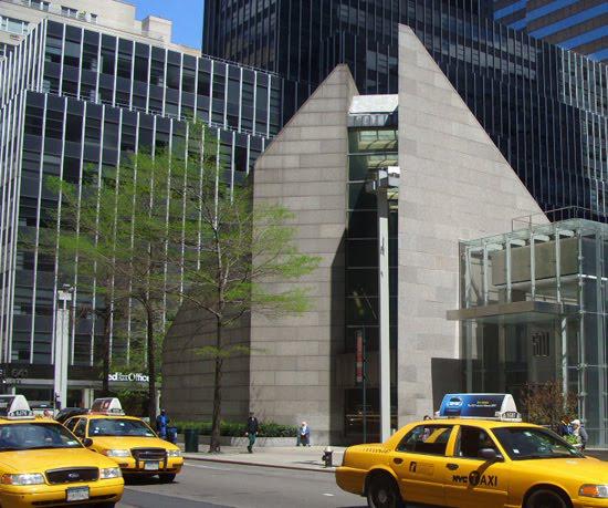 Szent Péter-templom, New York