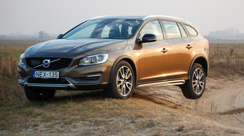 Volvo V60 Cross Country – 2015.