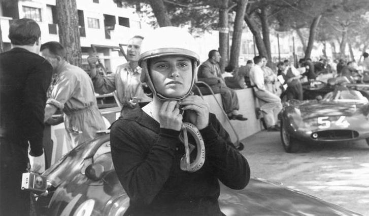 Maria Teresa de Filipps 1958-ban