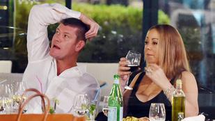 Mariah Carey beköltözött milliárdos pasija álomházába